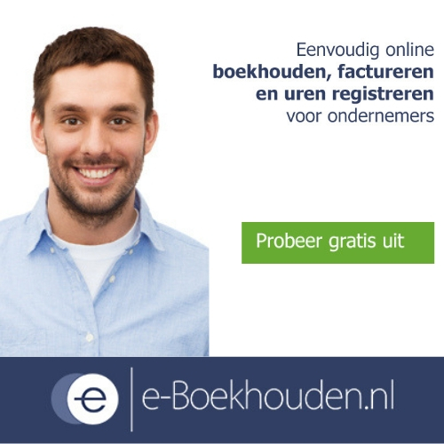 Boekhoudprogramma kopen e boekhouden